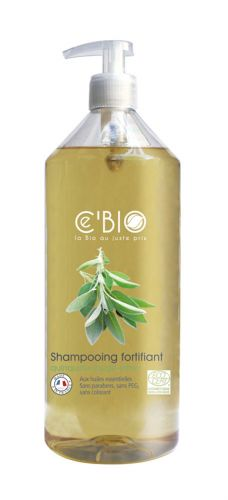 Shampoing Fortifiant 500 ml Ce\'Bio