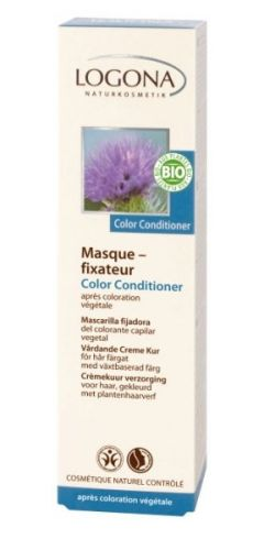 Masque Fixateur Coloration Logona 150 ml