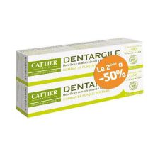 Pack de 2 Dentifrice Anis Dentargile Anti-plaque Dentaire 75 g
