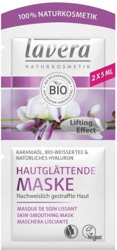 lavera masque de soin lissant peau mature sachet dose 2x5 ml boutique bio. Black Bedroom Furniture Sets. Home Design Ideas