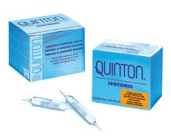 Quinton Isotonic buvable 30 ampoules x 10 ml