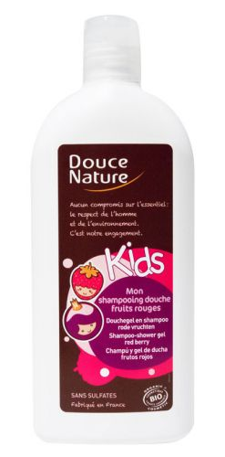 Shampooing douche Kids Fruits rouges 300 ml