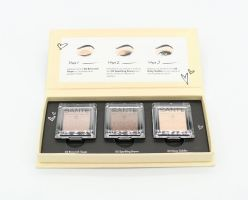 Palette trio fards à paupières smoky eyes