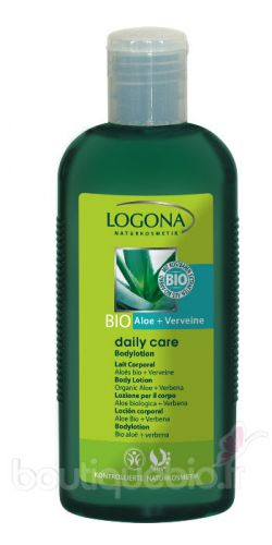 Lait Corps Daily Care Aloé verveine 200 ml
