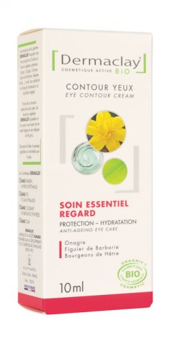 Contour Yeux Performance Anti âge Dermaclay 10 ml