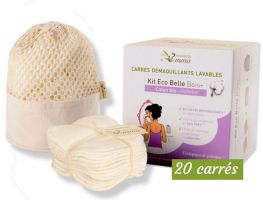 Kit Eco belle Bois plus molleton de coton bio