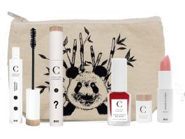 Trousse maquillage Panda