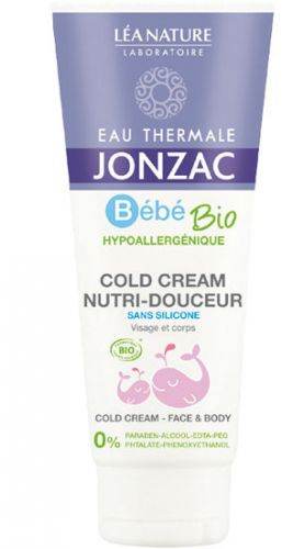 Bébé Cold cream nutri-douceur 100 ml