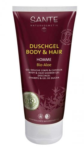Gel Douche Homme Corps & Cheveux  200 ml