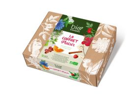 Coffret plaisir 60 Infusions