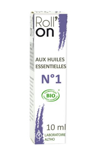 Roll\'On N°1 Allergies cutanées 10 mL