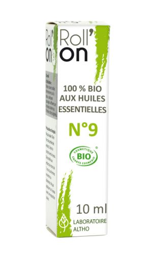 Roll\'On N°9 Relaxant 10 mL