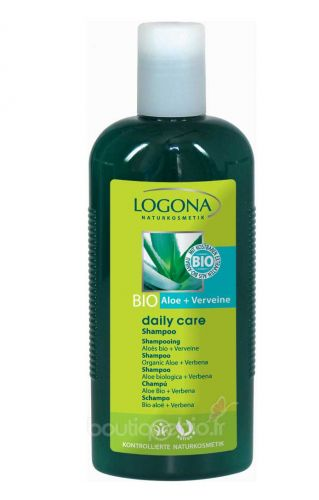 Shampooing Daily Care Aloé , verveine 250 ml