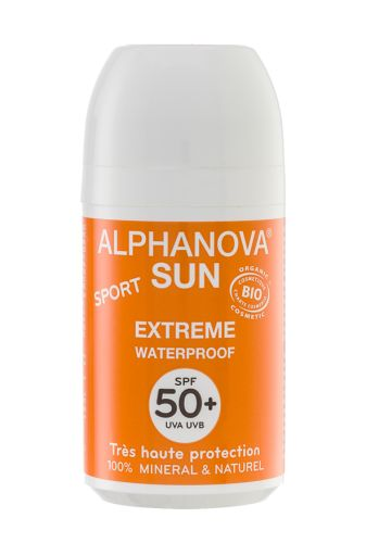 Roll On Sport Extreme SPF 50+ très haute protection 50g