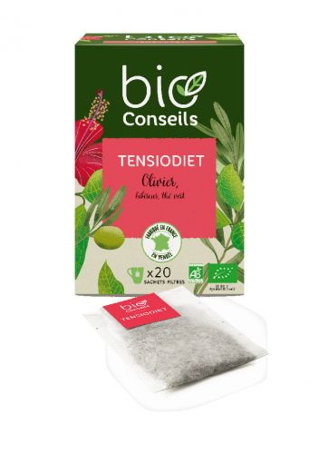 Infusion Bio Tensiodiet 20 sachets