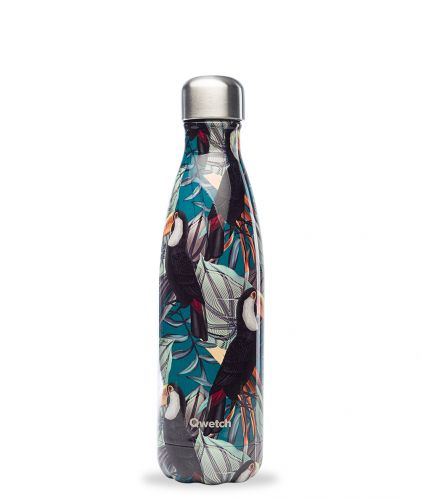 Bouteille isotherme Tropical Toucan 500 ml