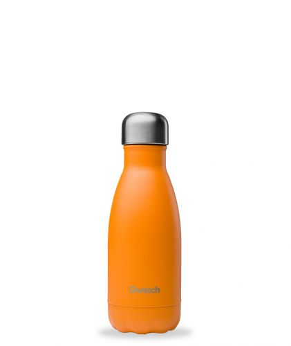Bouteille isotherme Pop orange 260 ml