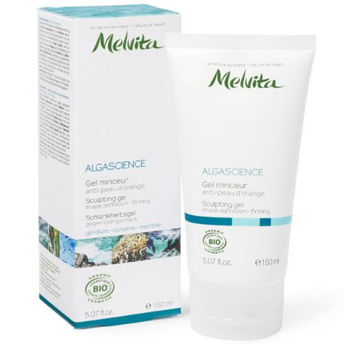 melvita gel minceur raffermissant algascience 150 ml boutique bio. Black Bedroom Furniture Sets. Home Design Ideas