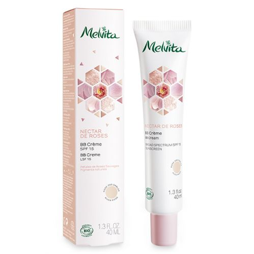 BB Cream SPF 15 Nectar de rose 40 ml