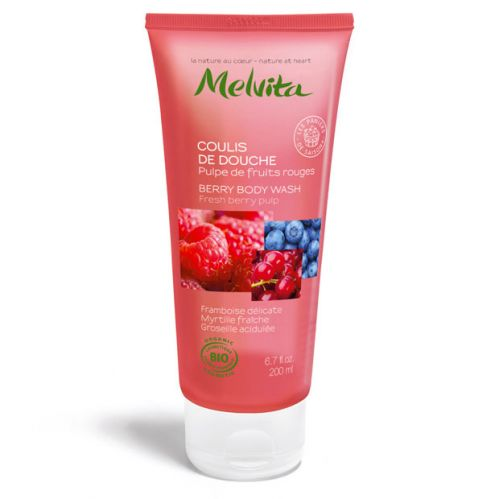 Coulis de douche Pulpe de fruits rouges 200 ml