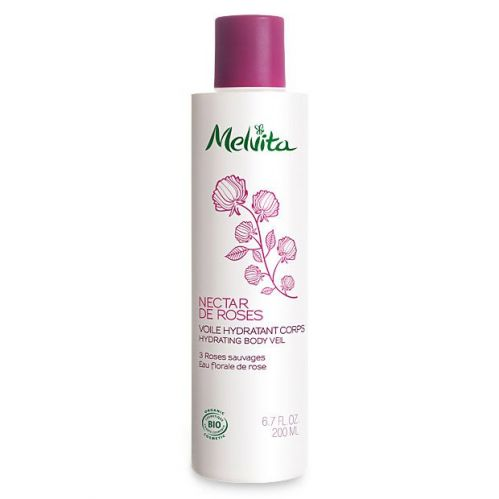 Voile Hydratant Corps Nectar de Roses 200 ml