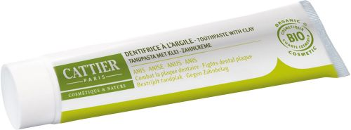 Dentifrice bio Anis Dentargile Anti-plaque Dentaire 75 g