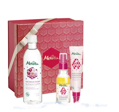 Coffret Visage Pulpe de Rose