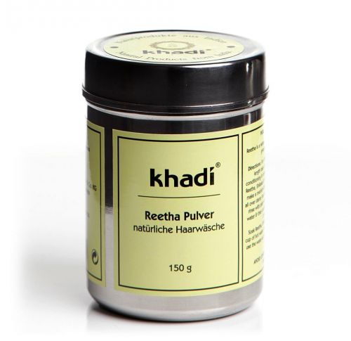 Shampoing Soin poudre de Reetha Ayurvédiques 150 g