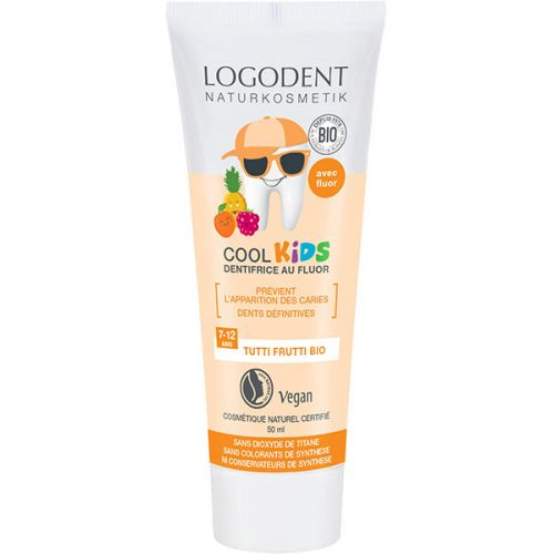 Dentifrice Cool kids Tutti Frutti 50 ml