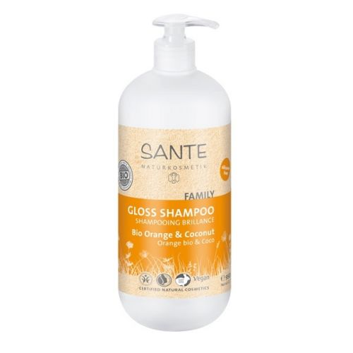 Shampooing Brillance Orange Coco 950 ml