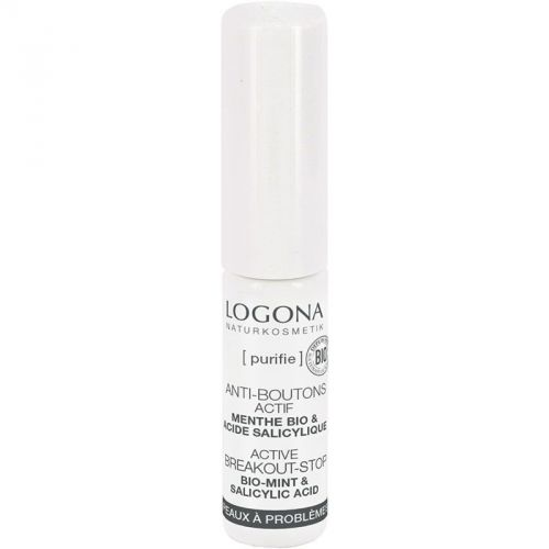 SOS boutons Menthe /Acide salicylique 6 ml