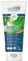 Gel Douche 3 en 1 Men Sensitive 200 ml
