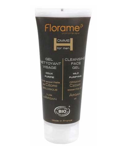 florame gel nettoyant visage doux purifie 75 ml boutique bio. Black Bedroom Furniture Sets. Home Design Ideas
