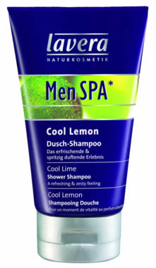 Shampooing Douche Cool Lemon Men Spa - Tube 150 ml
