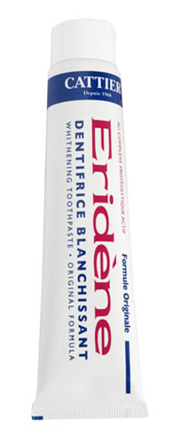 Dentifrice Eridène - Blanchissant - Formule Originale - 75 ml