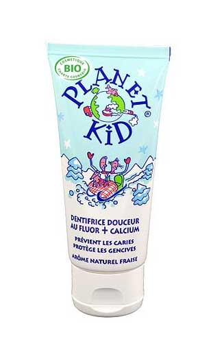 Dentifrice Enfant  Bio Douceur au Fluor & Calcium  50ml