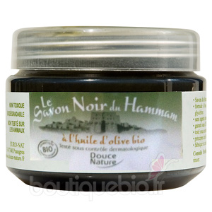 savon noir huile d'olive