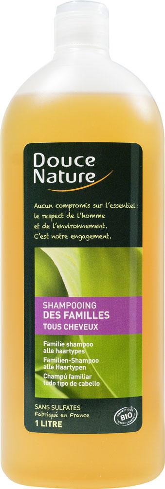 douce nature shampooing des familles s ve de bouleau et. Black Bedroom Furniture Sets. Home Design Ideas