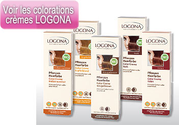 coloration creme logonajpg - Coloration Logona Cheveux Blancs