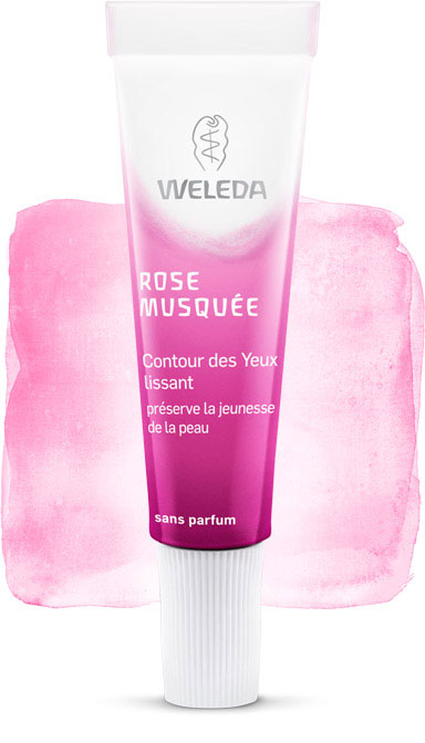 Weleda Soin Contour Des Yeux Rose Musquee Weleda Peaux Exigeantes