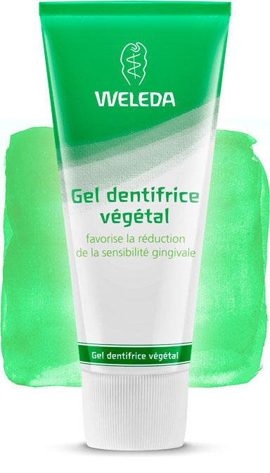 weleda gel dentifrice vegetal sensibilit gingivale 75 ml boutique bio. Black Bedroom Furniture Sets. Home Design Ideas