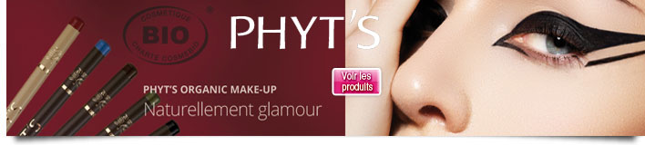 Maquillage bio Phyt's