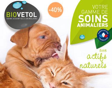 Biovétol solution vétérinaire 100% naturelle - 40%