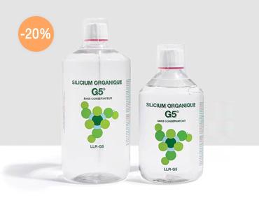 Prommotion sur le silicium organique LLR G5